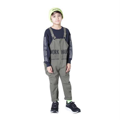 huck overalls /XS(100cm~110cm)~S(120cm~130cm)