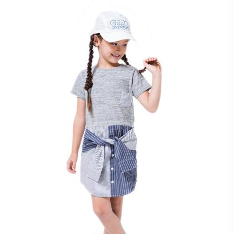 noa onepiece / gray (100cm~110cm)