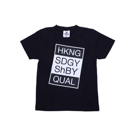 ollie short sleeve /store highking限定BLACK (men's)