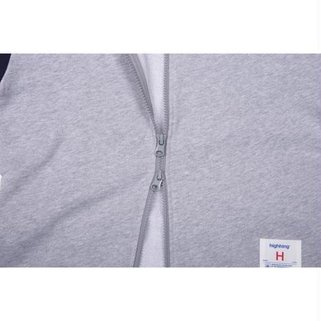 trico zip up sweat (130cm~160cm)