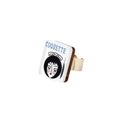 MIRAGE RING(COQUETTE)