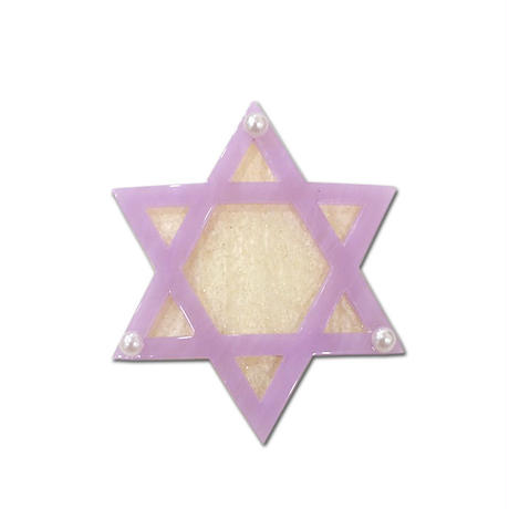 Hexagram Barretta