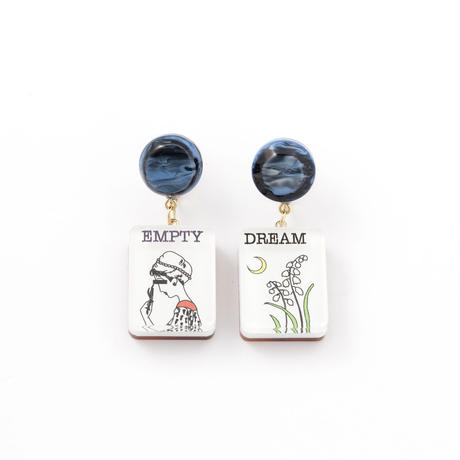 YUMEJI EARRING(EMPTY×DREAM)