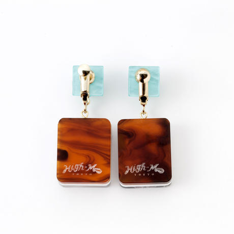 MIRAGE EARRING(Green)