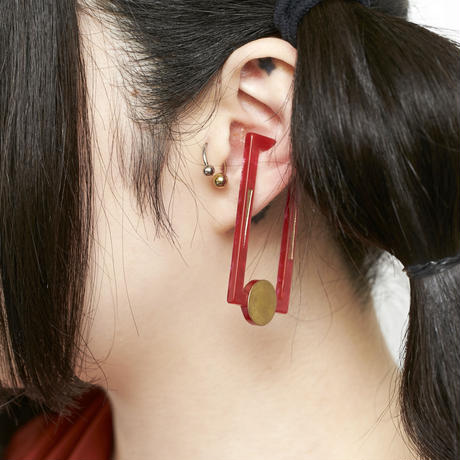 Phantom  Square Earcuff