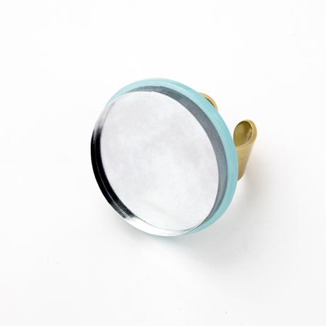 Full Moon Ring (Blue)