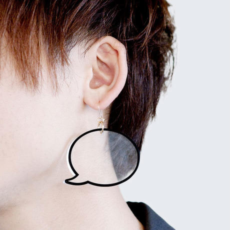 Like a Speaking Pierce/Earring