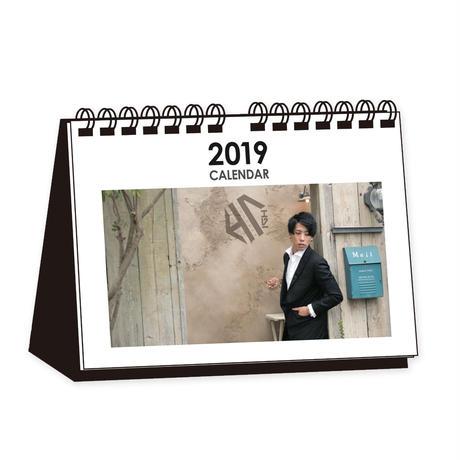 2019年 卓上カレンダー
