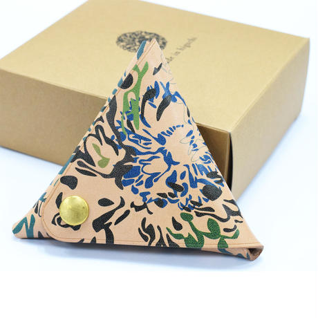 [made in higuchi] 永遠 レザーコインケース