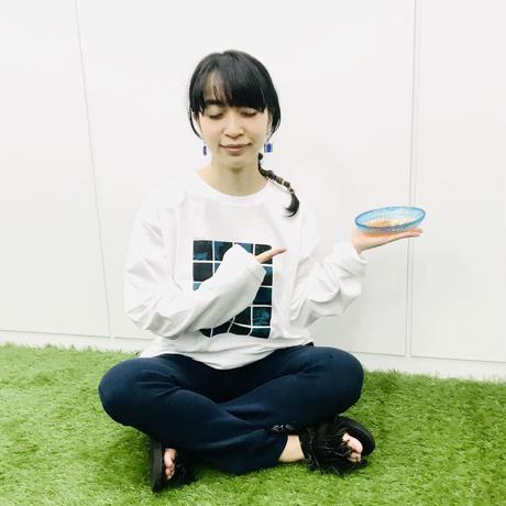 [made in higuchi] 朝に夢を託した ガラスボウル