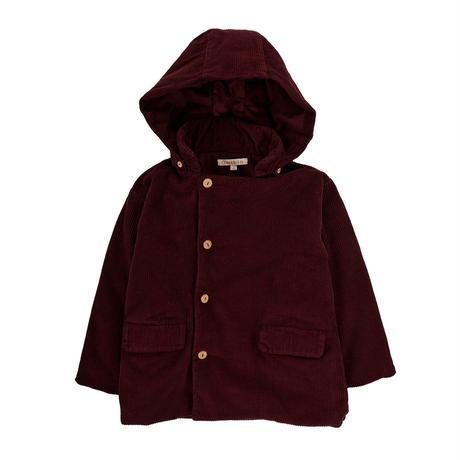 Omibia / MARCEL Coat - Blood 8y