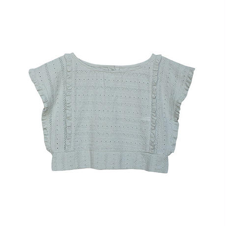 Yellowpelota / Julia Top - Grey