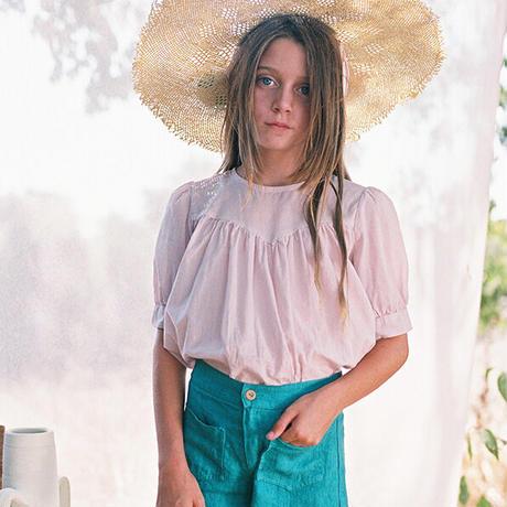 Yellowpelota / Miss lady blouse - Pink