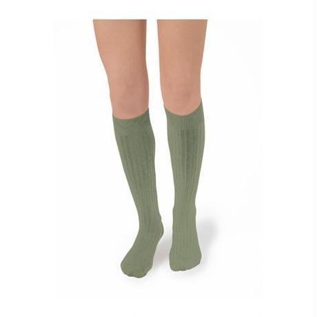 Collégien / Knee highs socks - Safari