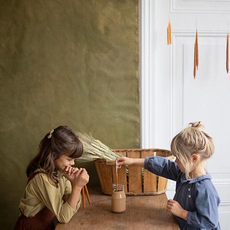 SOOR PLOOM / Astrid Blouse - Maize