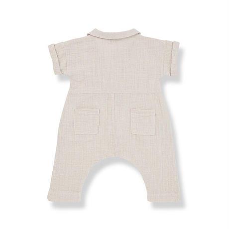1+in the family /CARLOTA jumpsuit - beige