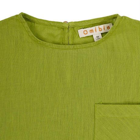 Omibia / TULA Top - Apple Green