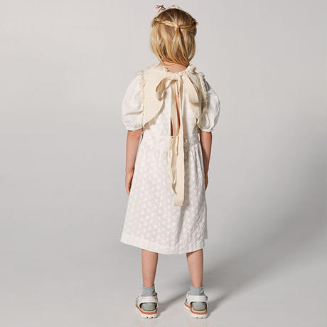 Yellowpelota / Marie Antoniette Dress - White