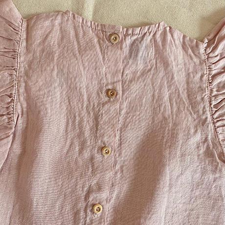 Yellowpelota / Daisy daze blouse - Pink