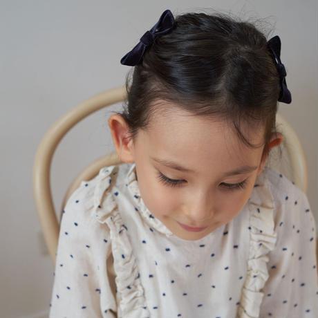 éclat / mokuba ribbon hair clip