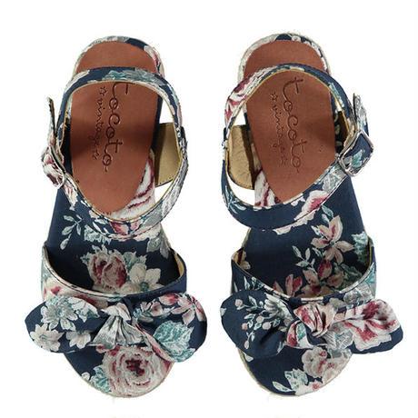 tocoto vintage / Bow Sandals