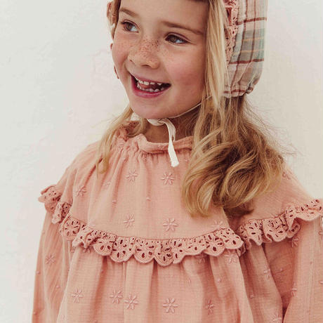 liilu / Maike Romper - Pink Sand