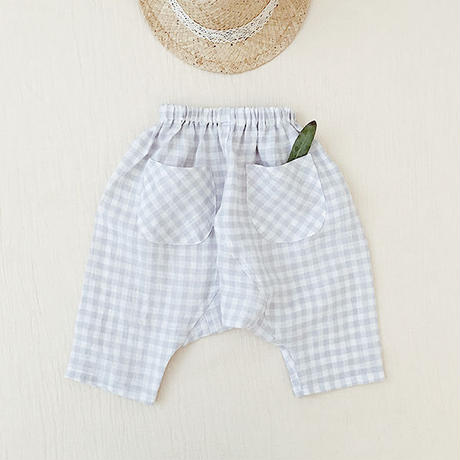 SOOR PLOOM / Otto Trousers - GINGHAM