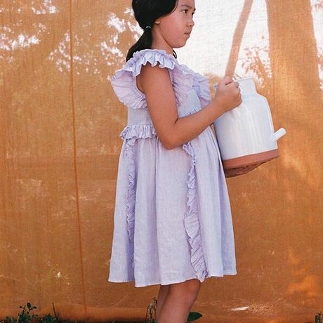 Yellowpelota / Lionela dress - Mauve