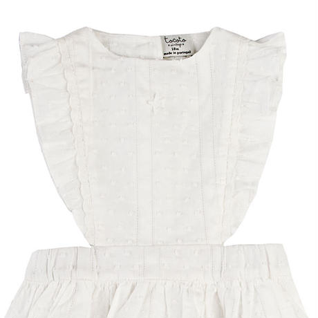 tocoto vintage / Plumeti Baby body lace dress