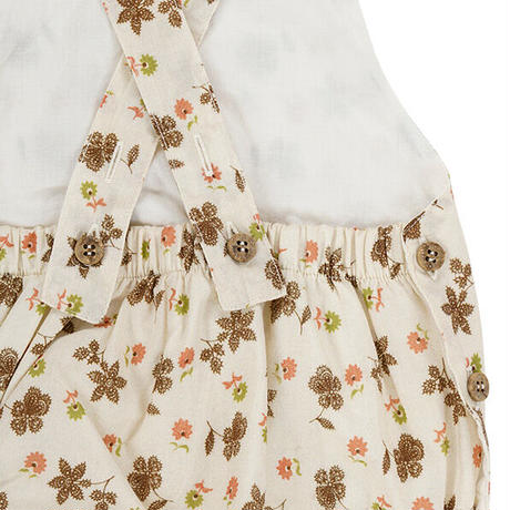 Omibia / IVY Romper - Dolores flower
