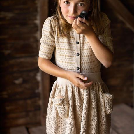 SOOR PLOOM / Norma Skirt - Milk