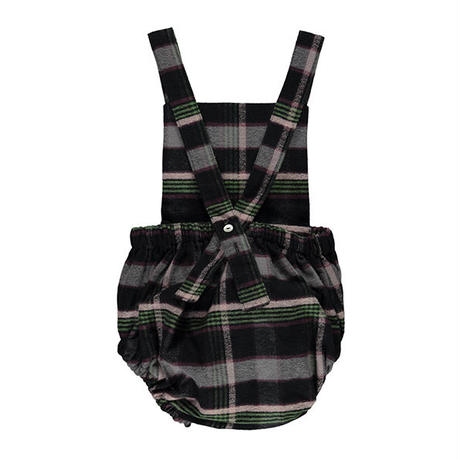 Bebe Organic / HARPER ROMPER PANTS - Checked