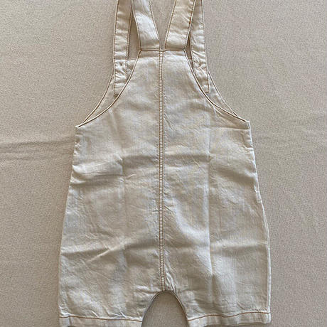 1+in the family / GUILLE dungaree - natural
