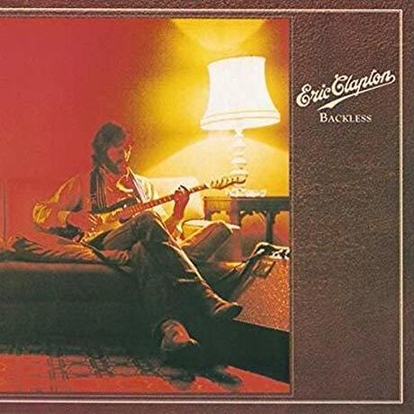エリック・クラプトン中古盤2枚特別セット 幻の名盤 「バックレス」プラス  これがルーツ!通称ミスタースローハンドと呼ばれる前の所属バンド「ヤードバーズ ベストアルバム」