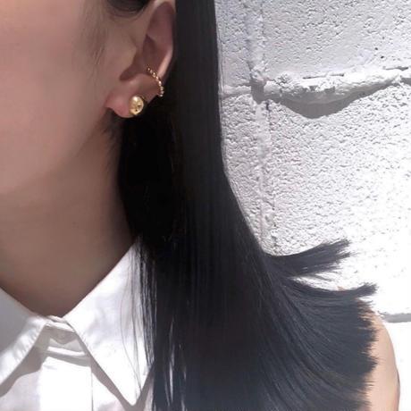 Half pierces / gold