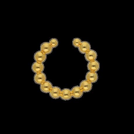 Mini ear cuff / gold