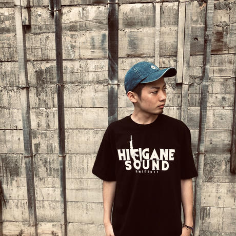 HIKIGANE  SOUND  LOGO Tシャツ