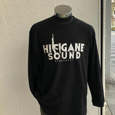 HIKIGANE SOUND LOGO L/S T-Shirts