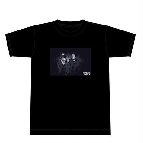 人義と鷲 photo Tシャツ