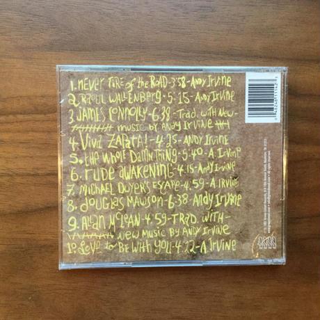 CD『RUDE AWAKENING」ANDY IRVINE