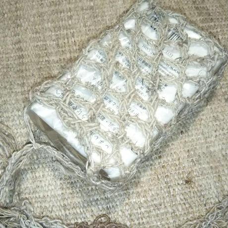 水に濡れてもカビないヒマラヤイラクサのせっけんネット100g用3枚セット