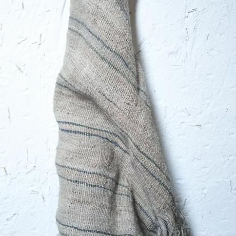 ヒマラヤイラクサの手織りテキスタイル