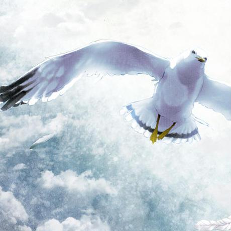 絵本付きシングル 勇敢な鳥2017