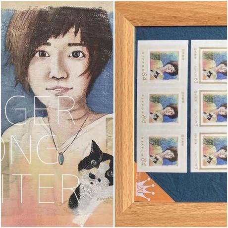 New Album「SINGER SONG WRITER」と20th記念切手セット