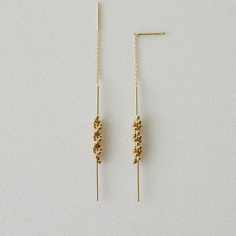 Rasen pierce / gold
