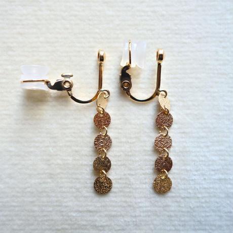Petit moon 5 earrings