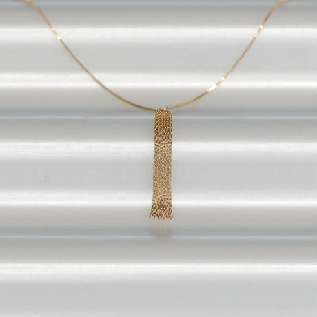 Ripple necklace / S