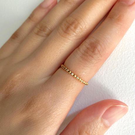 Seven stars ring