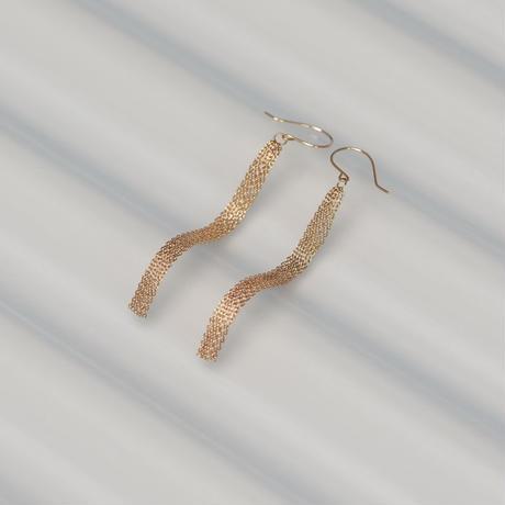 Ripple pierce / 5cm