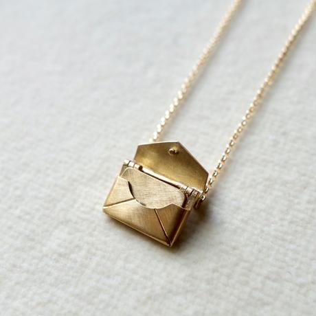 Tegami necklace